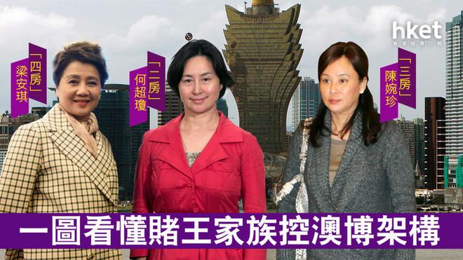 Vua sòng bài Macau 4 vợ 17 con và cuộc chiến tranh giành tài sản đầy khốc liệt-3