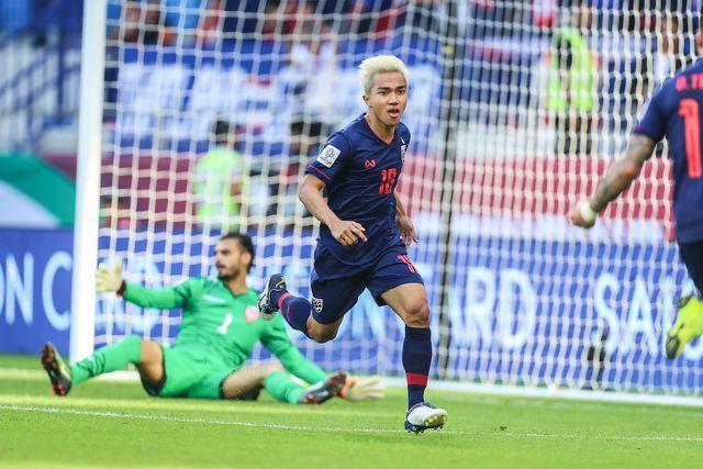 Đội tuyển Thái Lan triệu tập Chanathip Songkrasin dự King's Cup-1