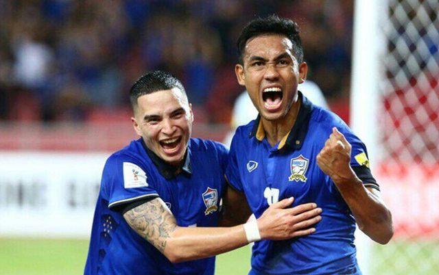 Đội tuyển Thái Lan triệu tập Chanathip Songkrasin dự King's Cup-2