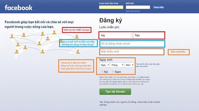 Những thông tin bạn cần xóa ngay trên Facebook để tránh những rủi ro trên trời rơi xuống-2