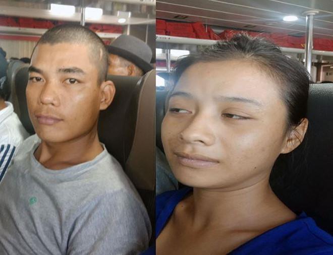 Cặp đôi táo tợn bắt cóc cháu bé 17 tháng tuổi ở Phú Quốc-1