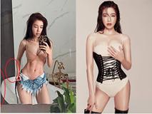 Elly Trần tung bằng chứng 'chọi vô mặt' những người dám tố mình photoshop quá đà