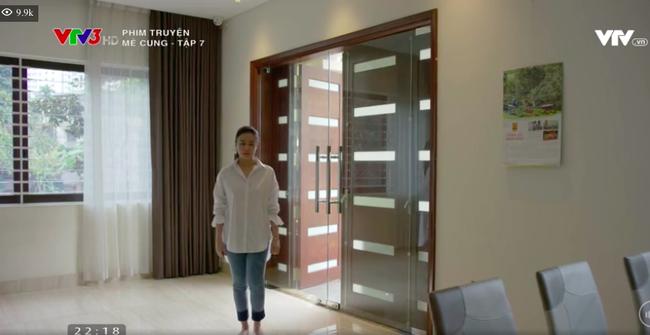 """Mê cung"""" tập 7: Khán giả khuyên Hoàng Thùy Linh nên nghĩ tới chuyện giảm cân, gương mặt to tròn, nhợt nhạt của cô lại bị chê bai-4"""