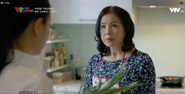 """Mê cung"""" tập 7: Khán giả khuyên Hoàng Thùy Linh nên nghĩ tới chuyện giảm cân, gương mặt to tròn, nhợt nhạt của cô lại bị chê bai-6"""