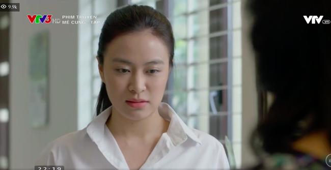 """Mê cung"""" tập 7: Khán giả khuyên Hoàng Thùy Linh nên nghĩ tới chuyện giảm cân, gương mặt to tròn, nhợt nhạt của cô lại bị chê bai-7"""
