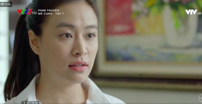 """Mê cung"""" tập 7: Khán giả khuyên Hoàng Thùy Linh nên nghĩ tới chuyện giảm cân, gương mặt to tròn, nhợt nhạt của cô lại bị chê bai-9"""