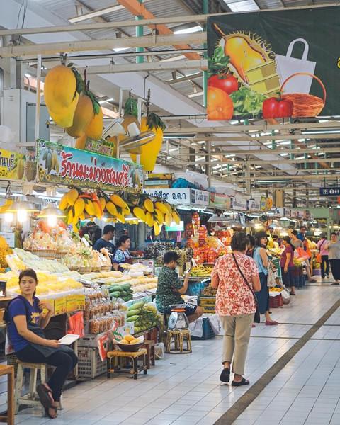 Đến Thái Lan, lóa mắt trước thiên đường ngập tràn sầu riêng-1