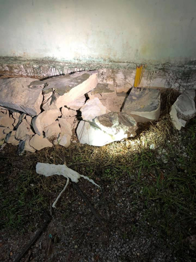 Vụ phát hiện thi thể bị đổ bê tông trong thùng nhựa: Người thuê nhà trước đó sinh hoạt bình thường-2