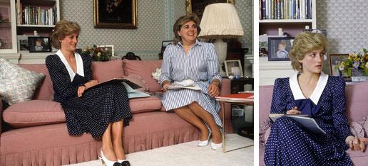 Lần diện đồ cũ này của Công nương Kate quá đặc biệt: Đụng hàng với ái nữ Tổng thống Trump và giống đến 80% váy của mẹ chồng-2