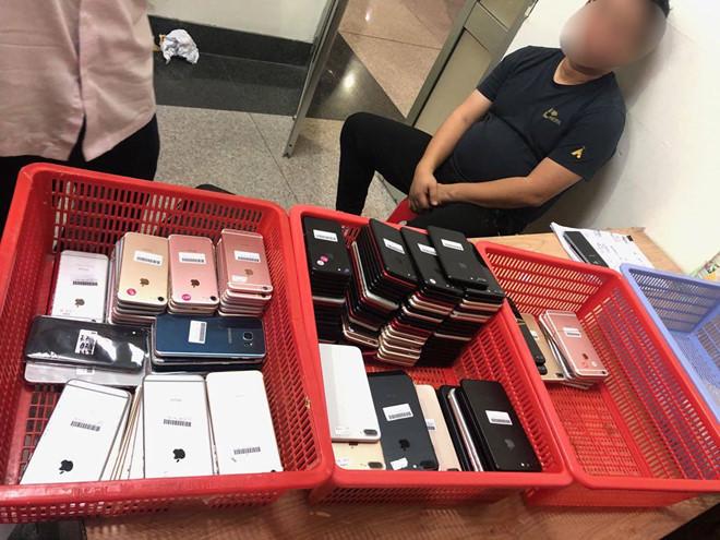Phi vụ buôn lậu khủng: 2.500 smartphone từ Trung Quốc vào Việt Nam-4