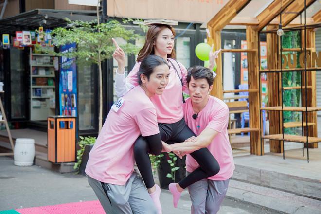 Ninh Dương Lan Ngọc cấp cứu, kiệt sức vì quay Running Man-2