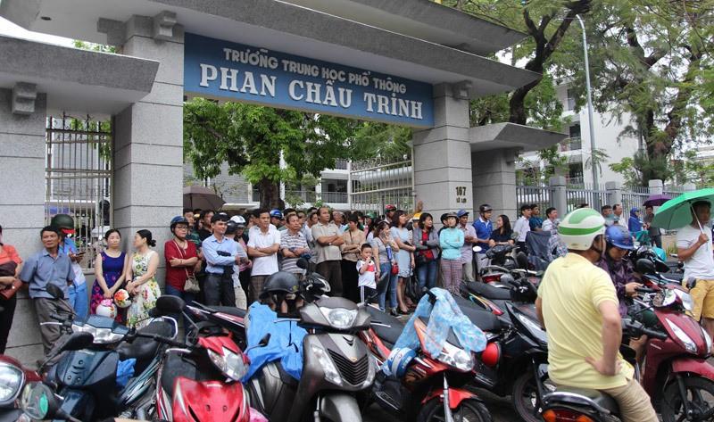 Tuyển sinh lớp 10: Nhiều phụ huynh sốc vì Đà Nẵng bỏ môn thi phút 89-1