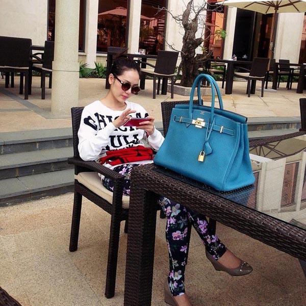 Cuộc sống giàu sang của ca sĩ lười nhất showbiz - Phương Linh-6