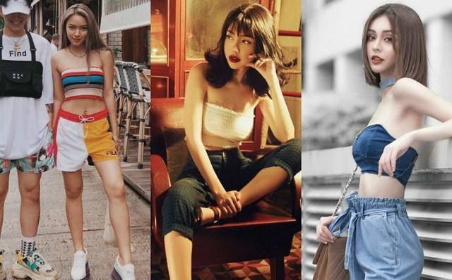 Áo tai tiếng nhất năm 17 tuổi của Angela Phương Trinh lại đang là mốt 2019-10
