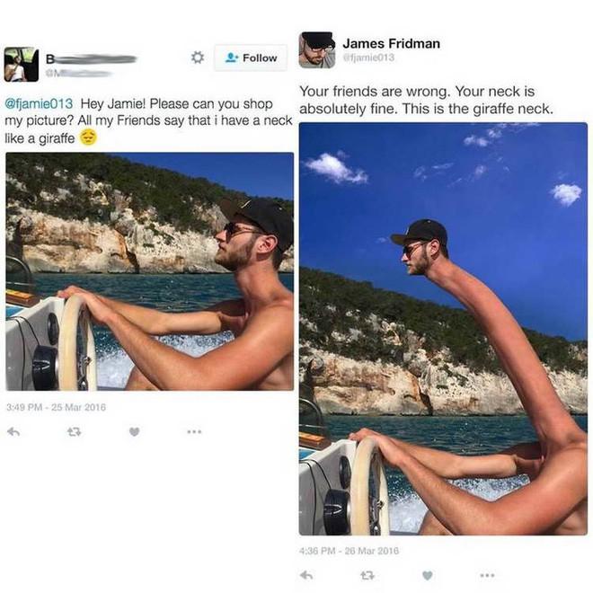 Cười đau ruột với 14 nạn nhân nhờ Thánh Photoshop sửa ảnh-12