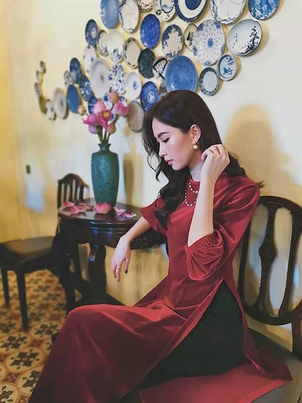 Hoa hậu Thu Thảo và nhan sắc gái một con gây thương nhớ-5