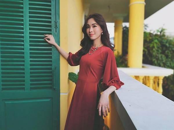 Hoa hậu Thu Thảo và nhan sắc gái một con gây thương nhớ-7