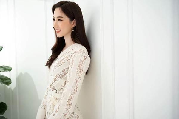 Hoa hậu Thu Thảo và nhan sắc gái một con gây thương nhớ-9