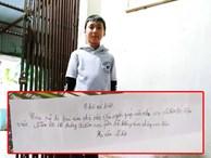 Đã tìm thấy bé trai 11 tuổi viết thư từ biệt gia đình để đi 'lập nghiệp', nhắn bố đừng đi tìm