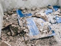Vụ phát hiện 2 thi thể trong khối bê tông: