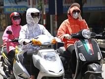 Làm gì để tăng tuổi thọ xe máy trong mùa nắng nóng?