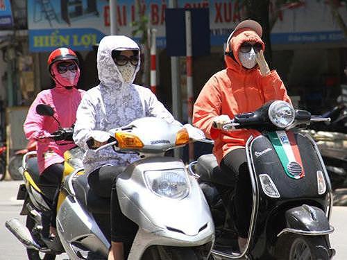 Làm gì để tăng tuổi thọ xe máy trong mùa nắng nóng?-1
