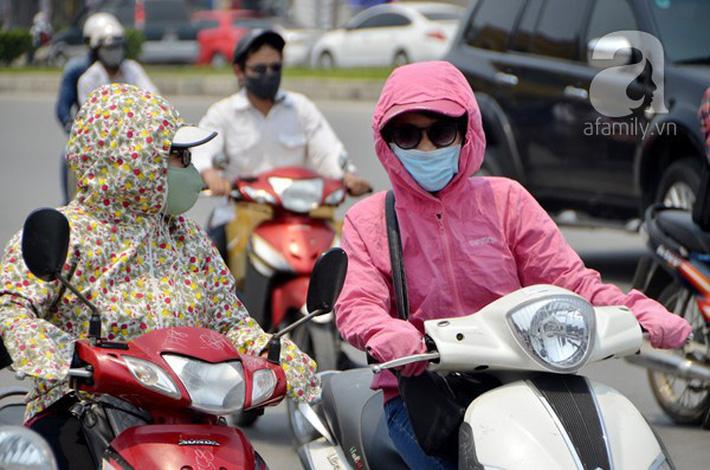 Cảnh báo: Từ giờ đến cuối tuần tia UV tại Hà Nội cao vọt có thể gây bỏng da, kem chống nắng nặng đô chính là sản phẩm quan trọng nhất lúc này-11