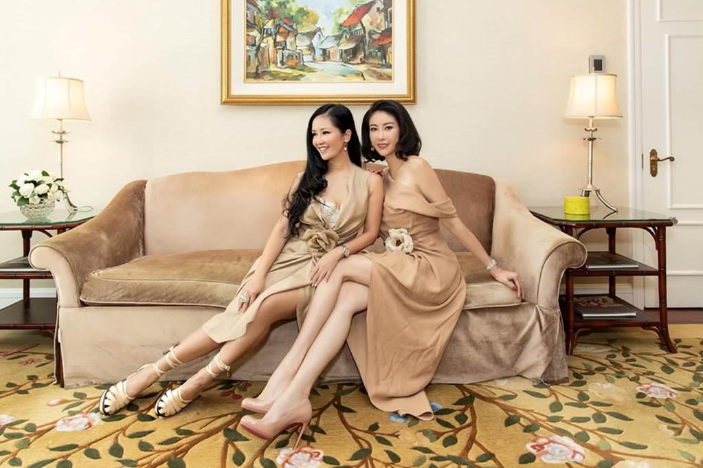 Hà Kiều Anh, Hồng Nhung, Giáng My tuổi U50 vẫn quyến rũ vượt mặt dàn gái trẻ-2