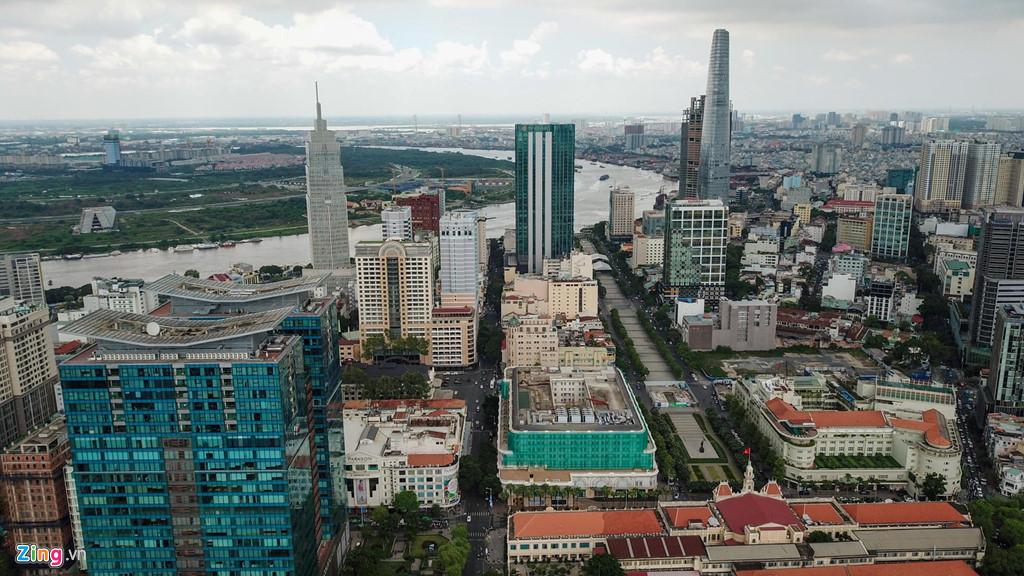 Con phố giá nhà đắt nhất Việt Nam: 1,5 tỷ/m2-1