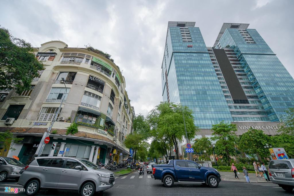 Con phố giá nhà đắt nhất Việt Nam: 1,5 tỷ/m2-10