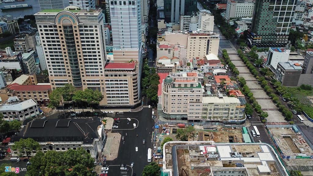 Con phố giá nhà đắt nhất Việt Nam: 1,5 tỷ/m2-14