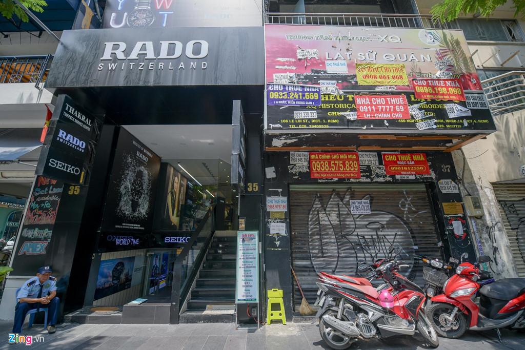 Con phố giá nhà đắt nhất Việt Nam: 1,5 tỷ/m2-17