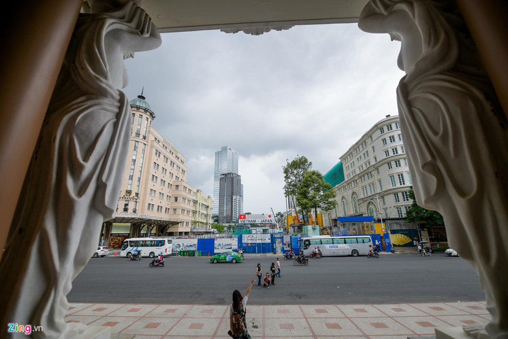 Con phố giá nhà đắt nhất Việt Nam: 1,5 tỷ/m2-3