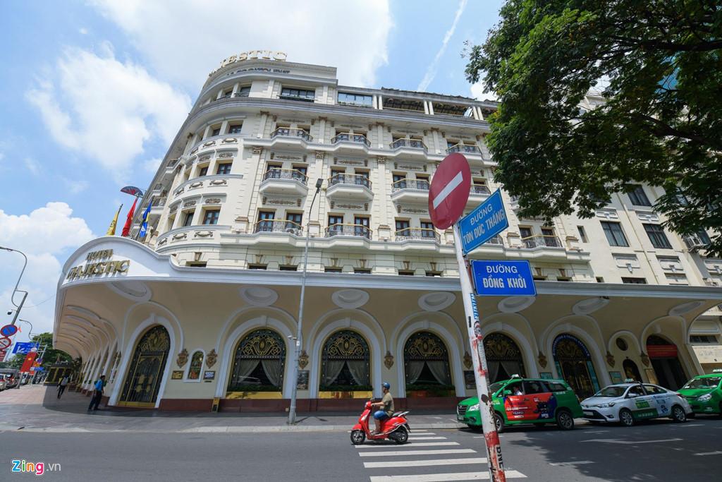 Con phố giá nhà đắt nhất Việt Nam: 1,5 tỷ/m2-4