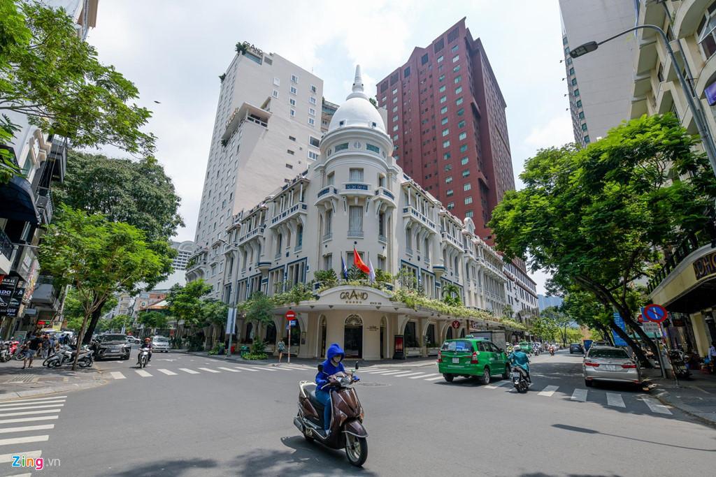 Con phố giá nhà đắt nhất Việt Nam: 1,5 tỷ/m2-7