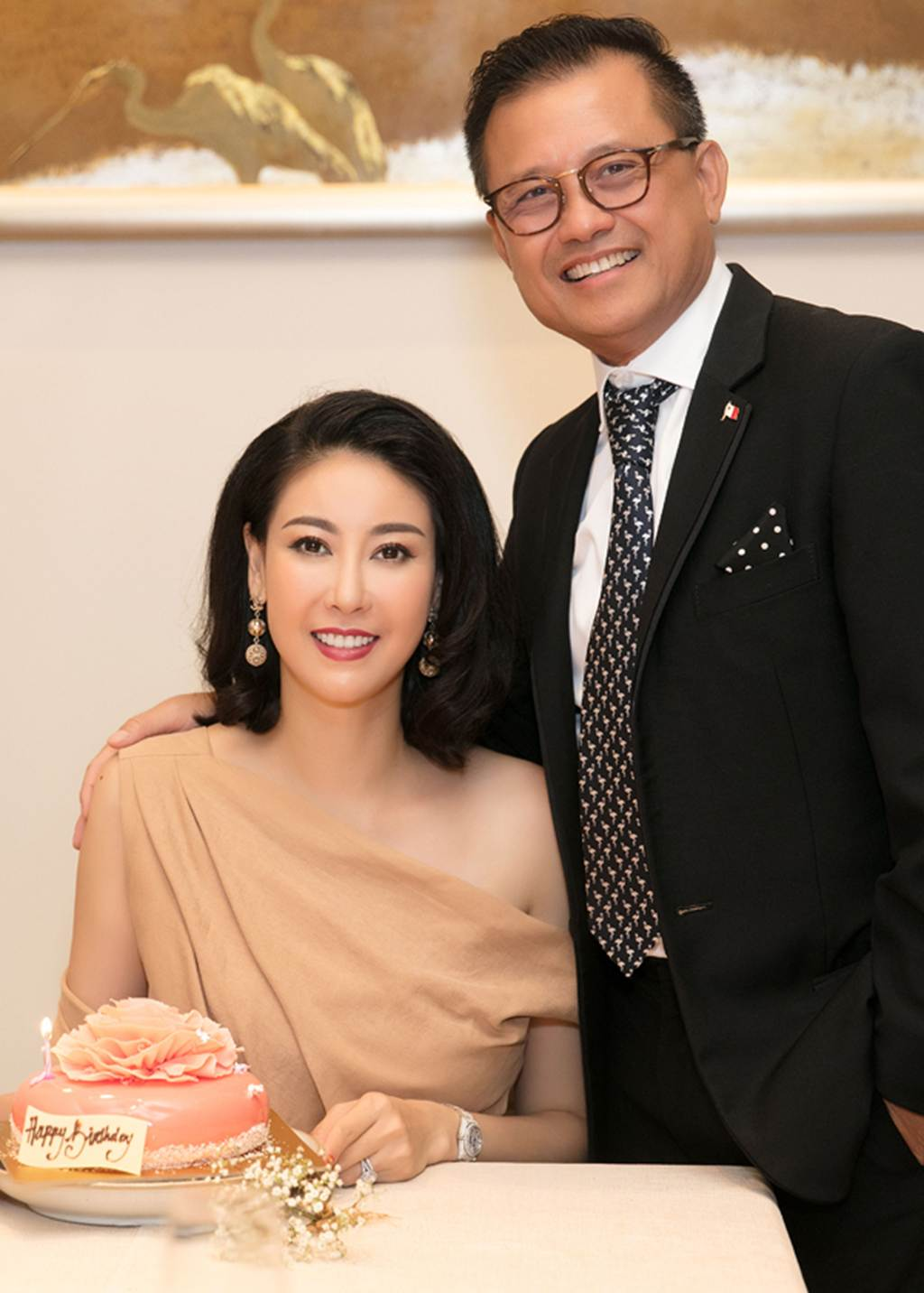 Hà Kiều Anh, Hồng Nhung, Giáng My tuổi U50 vẫn quyến rũ vượt mặt dàn gái trẻ-10