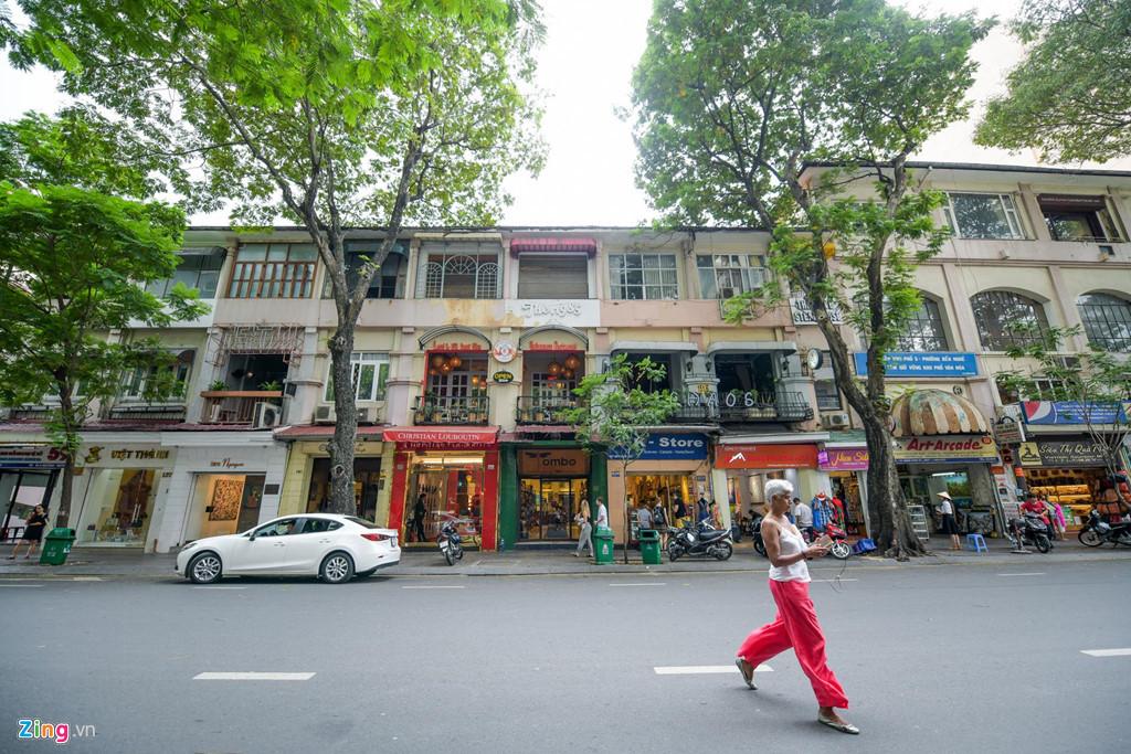 Con phố giá nhà đắt nhất Việt Nam: 1,5 tỷ/m2-18