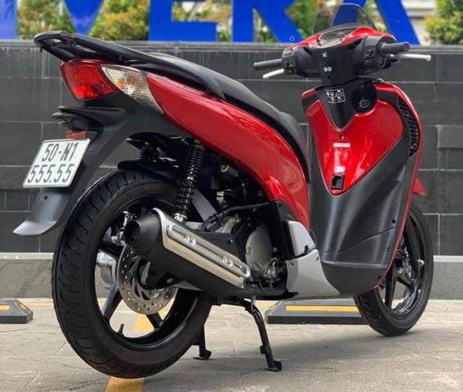 Yamaha Exciter 150 biển số ngũ quý hét giá gần 200 triệu-2