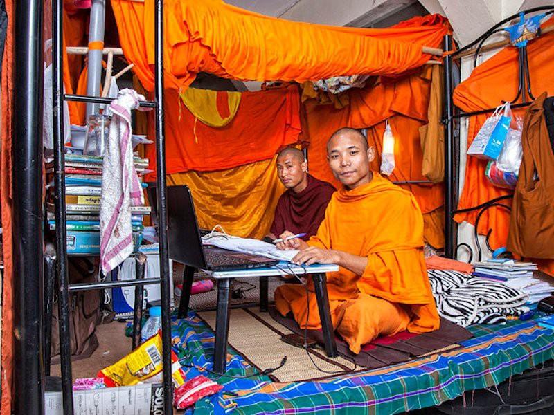 Phòng trọ của sinh viên khắp thế giới: Nơi xịn sò như khách sạn 5 sao, nơi tối tăm chật chội hơn cả nhà ổ chuột tại Việt Nam-7