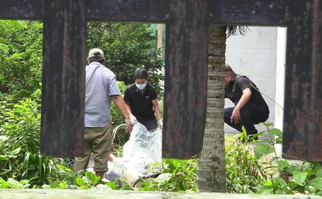 Vụ 2 thi thể bị đổ bê tông: Công an truy tìm 2 phụ nữ thuê nhà, một phụ nữ giống đàn ông-1