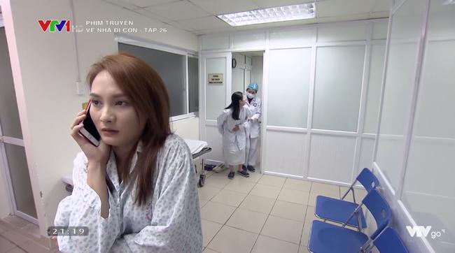 Về nhà đi con tập 26: Thư uất nghẹn lao đến viện phá thai, không ngờ đây là người tiết lộ mọi chuyện cho Vũ-5