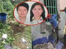 NÓNG: Đã bắt được nhóm nghi can vụ 2 thi thể trong khối bê tông
