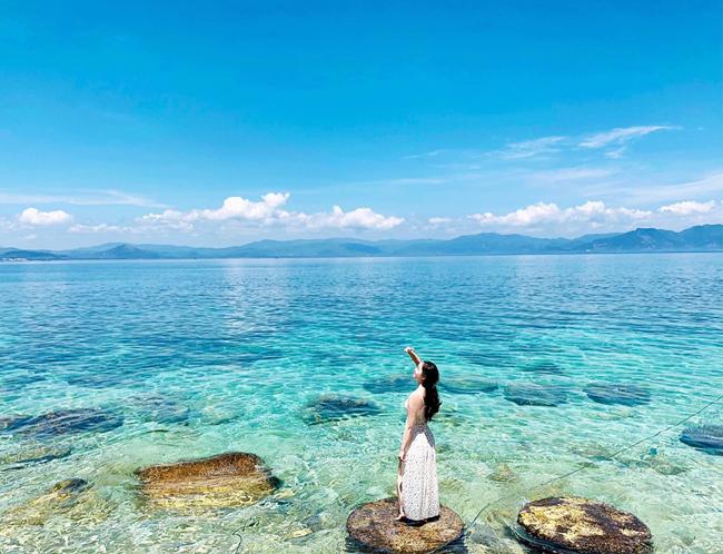 Truy lùng hòn đảo đẹp thần sầu ở Quy Nhơn khiến dân tình đứng ngồi không yên-1