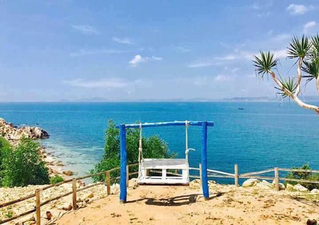 Truy lùng hòn đảo đẹp thần sầu ở Quy Nhơn khiến dân tình đứng ngồi không yên-9