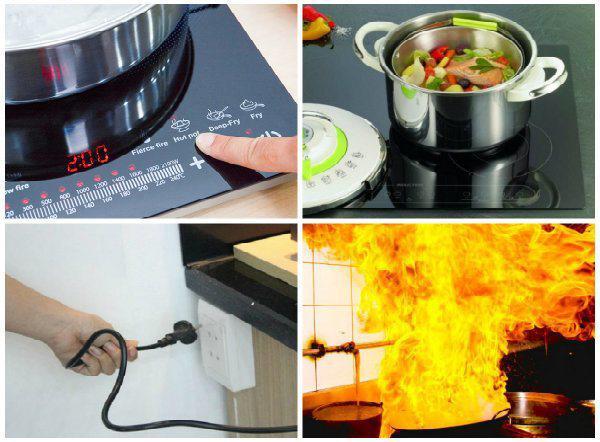 Sai lầm tai hại khiến bếp điện nổ như bom, lưu ý ngay kẻo hại cả gia đình-3