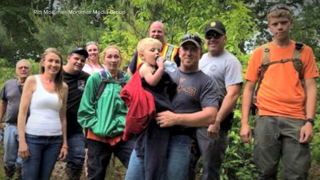 Bé trai 22 tháng tuổi đột ngột mất tích bí hiểm, 4 ngày sau, đứa trẻ bất ngờ được tìm thấy trong tình trạng khiến ai cũng phải thốt lên thật không thể tin được-3