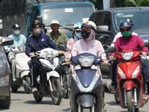 Cảnh báo: Nắng nóng đỉnh điểm, tia tử ngoại (UV) cực nguy hiểm đối với người đi đường