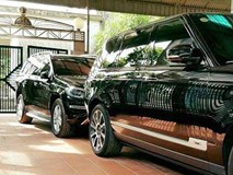 Dàn siêu xe của gia đình nữ đại gia mua Maybach S650 17 tỷ