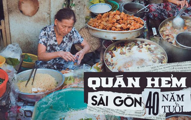 Quán ăn nhỏ hơn 40 năm tuổi góp phần làm nên văn hóa ẩm thực hẻm Sài Gòn: 7 ngày bán 7 món khác nhau, tuyệt hảo nhất chính là món chay-1