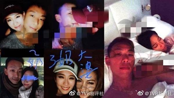 Showbiz Hong Kong lại chấn động: Hoa đán TVB Diêu Tử Linh bị lộ ảnh giường chiếu với chồng của bạn thân?-3